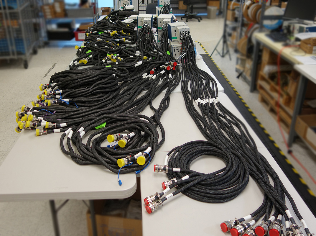 cable and wire harness manufacturers gallery